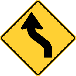 Sharp Reverse Curves
