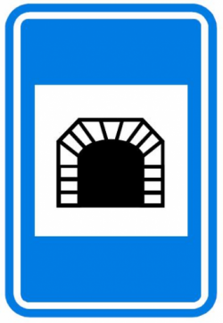 Tunnel Ahead