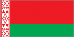 Image of the Flag of Belarus