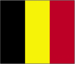Image of the Flag of Belgium