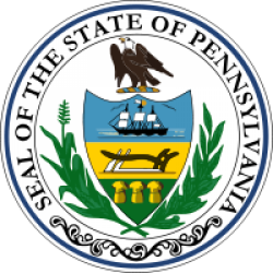 Image of the Seal of Pennsylvania