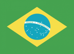 Image of the Flag of Brazil