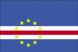 Image of the Flag of Cape Verde