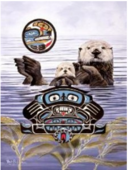 Otter Zodiac