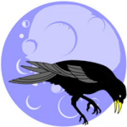 Image of the Crow Moon Sign