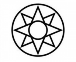 The Hope Symbol The 8 Pointed Star Symbol