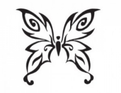 Image of the Butterfly Symbol