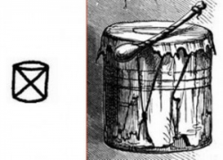 Image of the Drum Symbol