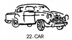 Telangana Rashtra Samithi Symbol Car