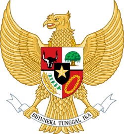 National emblem of Indonesia