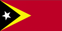 Image of the Flag of East Timor