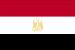 Image of the Flag of Egypt