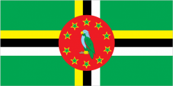 Image of the Flag of Dominica