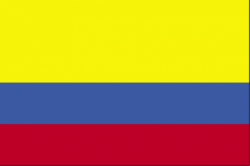 Image of the Flag of Colombia