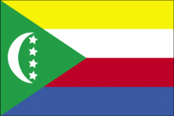 Image of the Flag of Comoros