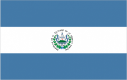 Flag of El Salvador