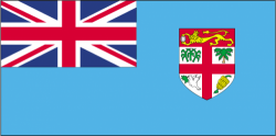 Image of the Flag of Fiji