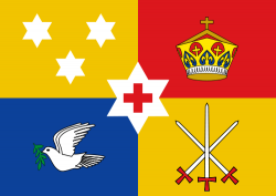 Image of the The Royal Standard of Tonga