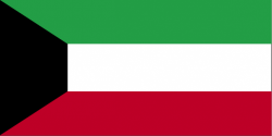 Image of the Flag of Kuwait