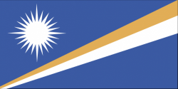 Image of the Flag of the Marshall Islands