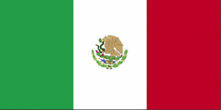 Image of the Flag of Mexico