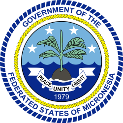 Seal of the Federated States of Micronesia