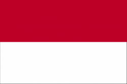 Image of the Flag of Monaco