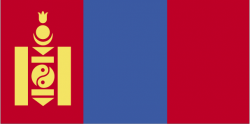 Image of the Flag of Mongolia