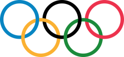 Image of the The Olympic Symbol