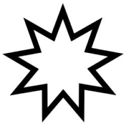 Nine Pointed Star