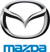 The Mazda Car Symbol - Car sign with wings