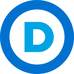 Symbols by alphabetical order th in september 2010 the democratic party unveiled its new logo which featured a blue d inside a blue circle it was the partys first official logo altavistaventures Images