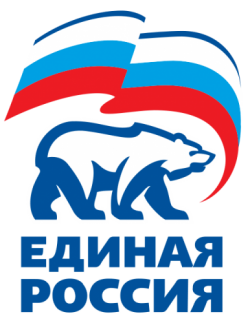 Image of the Symbol of the United Russia Party