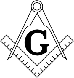The Square and Compasses Symbol