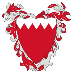 Emblem of Bahrain