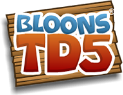 Bloons Tower Diffence 5 logo
