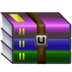 Image result for picture simbol rar file