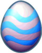 Water Dragon egg