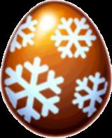Glacier Dragon egg