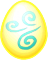 Hypnotic Dragon egg