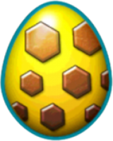 Magnetic Dragon egg