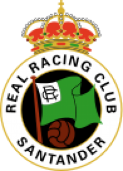 Image of the Racing de Santander Logo