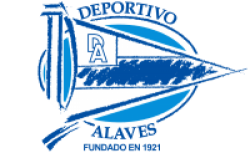Image of the Deportivo Alavés Logo