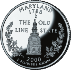 Maryland (50 State Quarter)
