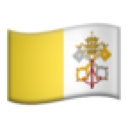 Vatican City (Apple iOS 10.3)