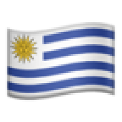 Image of the Uruguay (Apple iOS 10.3)