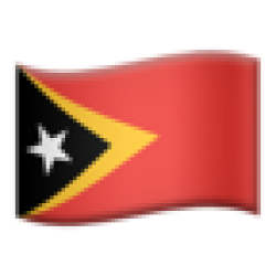 Timor-Leste (Apple iOS 10.3)
