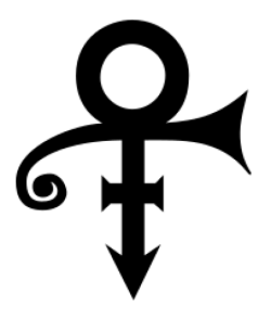 Image of the The Love Symbol