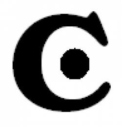 DOT COM SYMBOL (.com) proposed by openInvent