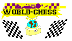 idea for world chess logo